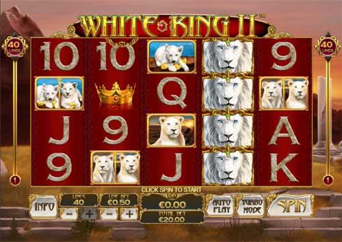 White King 2 videoslot
