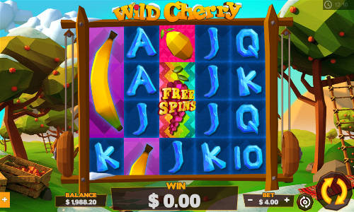 Wild Cherry videoslot