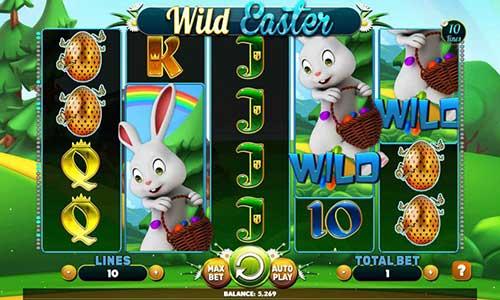Wild Easter videoslot