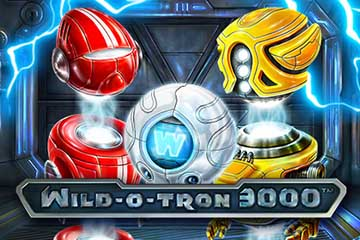 Wild O Tron 3000 video slot