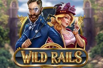Wild Rails video slot