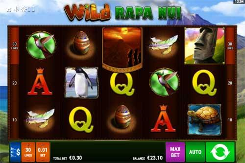 Wild Rapa Nui free slot