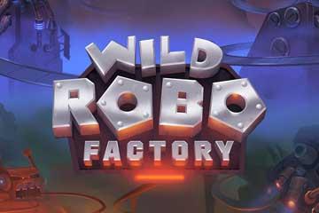 Wild Robo Factory video slot