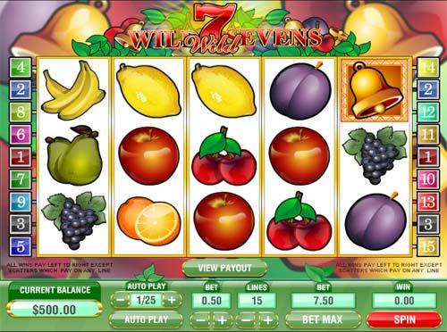 Wild Sevens free slot