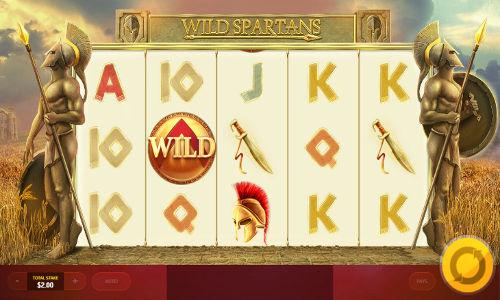 Wild Spartans videoslot