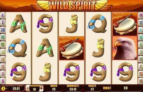 Wild Spirit videoslot