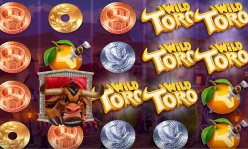 Wild Toro videoslot