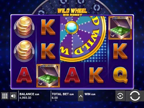 Wild Wheel videoslot