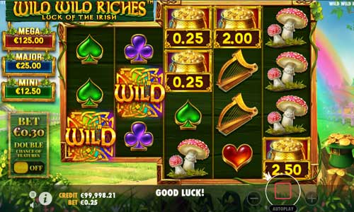 Wild Wild Riches videoslot