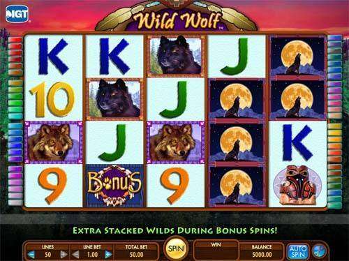 Wild Wolf slot