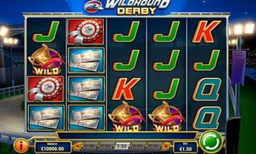 Wildhound Derby videoslot