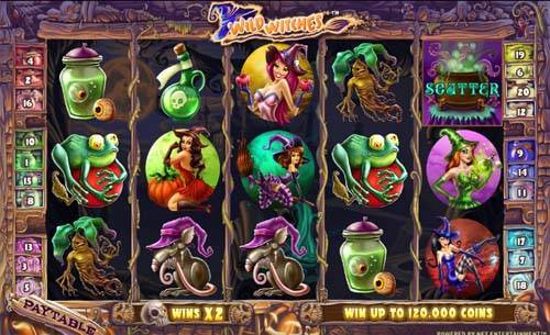 Wild Witches free slot