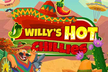 Willys Hot Chillies slot