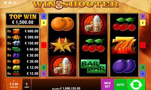 Win Shooter slot