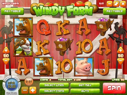 Windy Farm slot