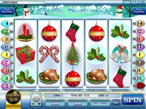 Winter Wonders slot