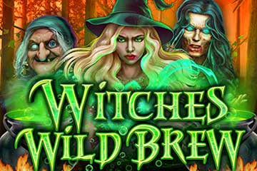 Witches Wild Brew slot