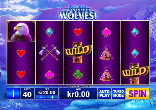 Wolves slot