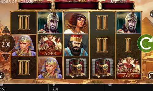 Wonder of Ages slot