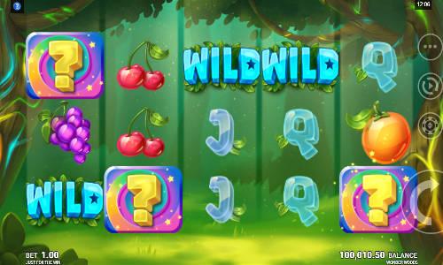 Wonder Woods videoslot