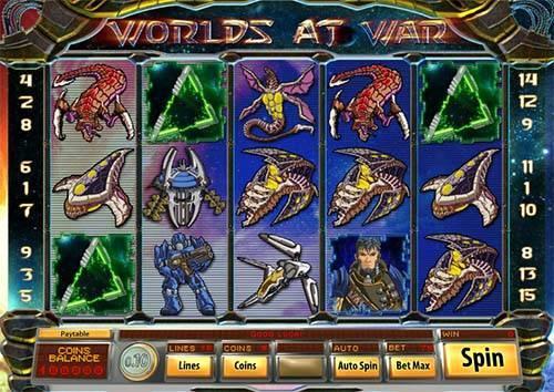 Worlds at War slot