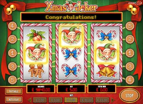 free bonus slots online joker casino
