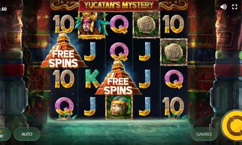 Yucatans Mystery videoslot