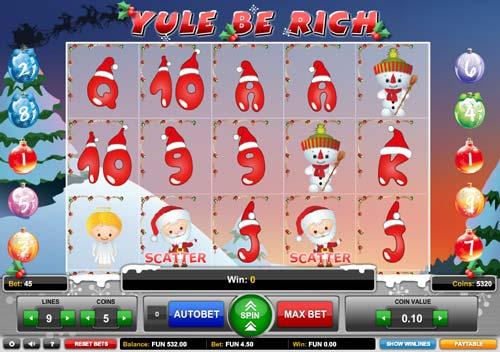 Yule Be Rich slot
