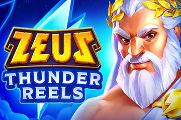 Spela Zeus Thunder Reels slot