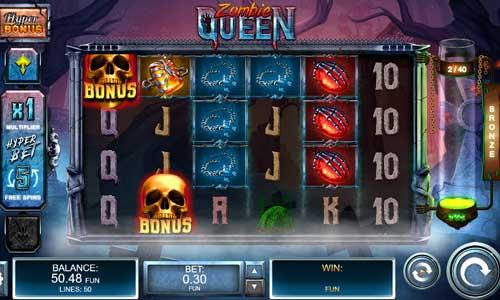 Zombie Queen videoslot