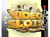 Videoslots Casino 100% upp till 2000 kr + 100 kronor extra + 11 snurrar